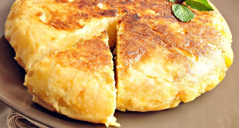 L'omelette espagnole
