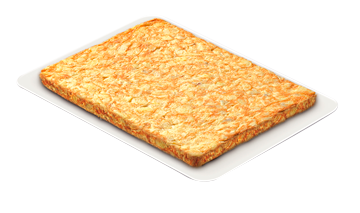 Tortilla rectangulaire