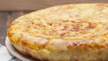 Omelettes surgelées