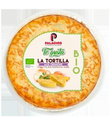 Tortilla Espagnole Bio aux Oignons
