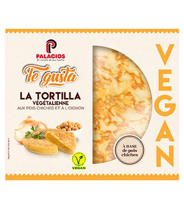 Tortilla Espagnole Végétalienne